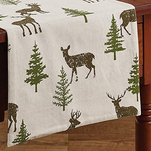 Park Designs Oh Deer Table Runner -