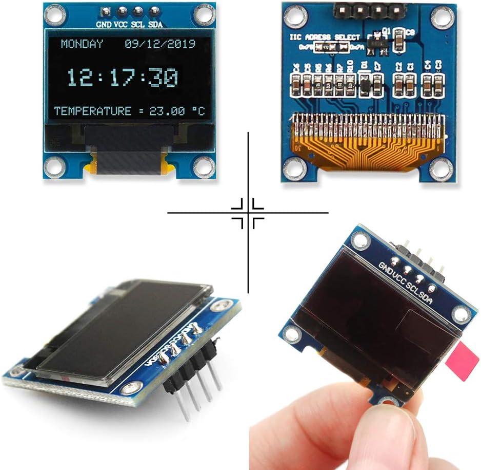 4 Stück RTC DS3231 AT24C32 Echtzeituhr Real Time Clock Modul Kit Deutsche Post