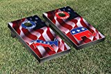 Mixed Political Cornhole Bean Bag Toss Game