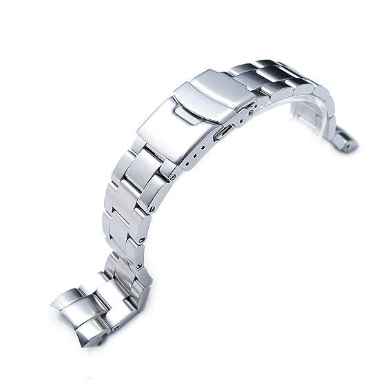20 mm Super Oyster reloj pulsera de tigre Tudor 79260, 79270 o para 79280,
