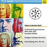 Bach: Six Brandenburg Concertos, BWV 1046-1051, Complete Edition [Blu-ray Audio]