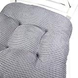 Arlee - Tyler Chair Pad Seat Cushion, Memory