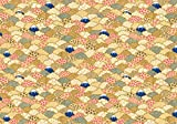 Japanese Washi Gift Wrapping Papers: 12 Sheets of