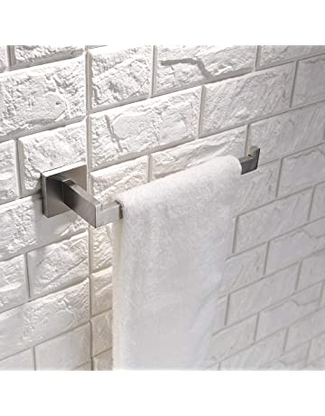 Turs Toalla de mano titular sus 304 acero inoxidable toalla de baño anillo antioxidante toallero barra