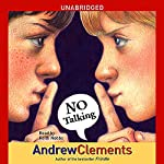 No Talking | Andrew Clements