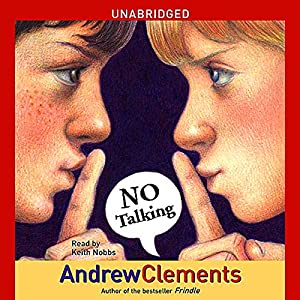 No Talking Audiobook