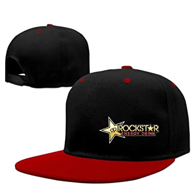 f1bf59d5b5a ... low price cool rockstar adjustable baseball hats 8 colors red 1a889  1f202