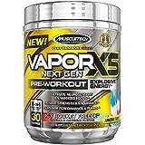 MuscleTech Performance Series Vapor X5 Next Gen Pre-Workout Powder