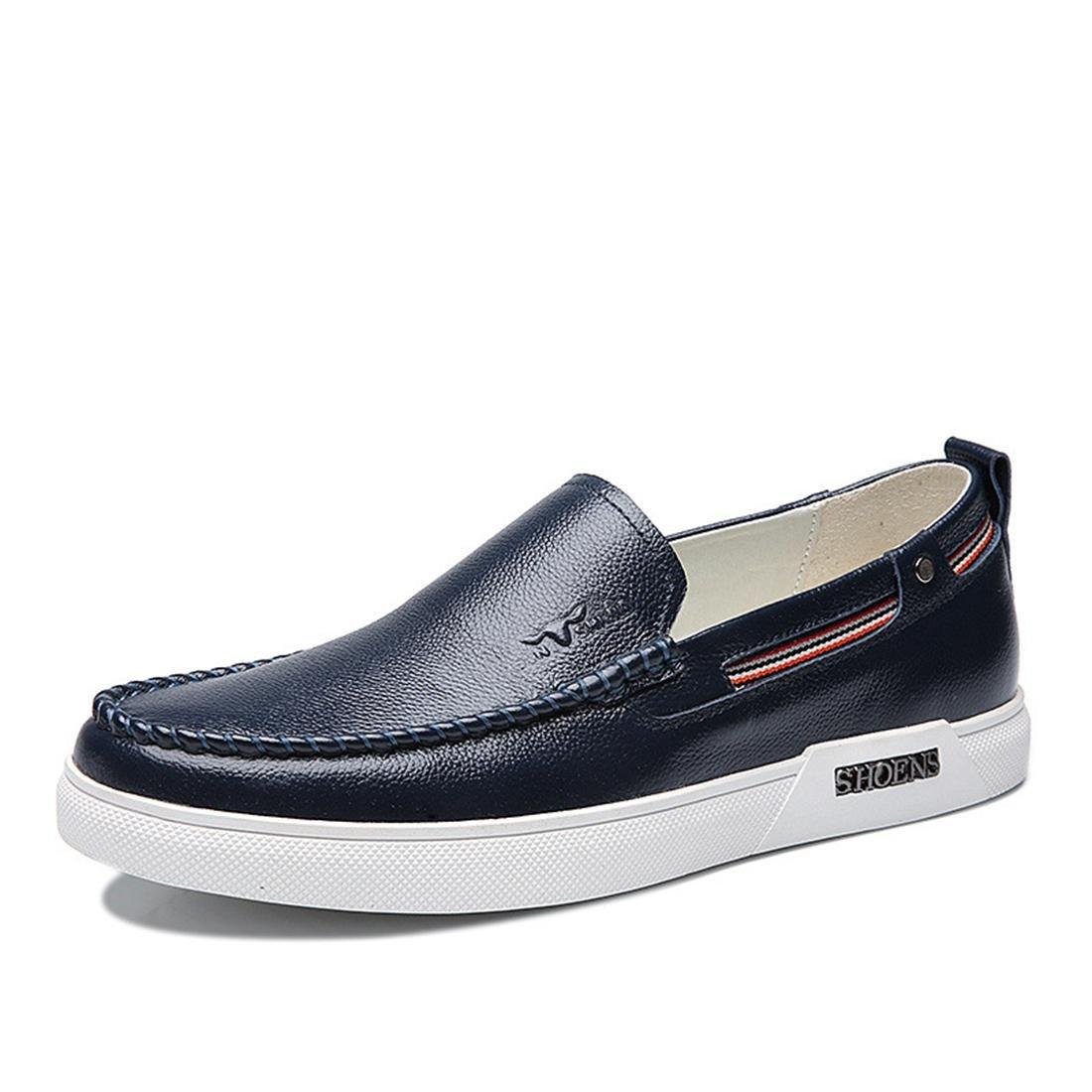 Herren Mode Atmungsaktiv Flache Schuhe Asakuchi Lässige Schuhe Das neue Freizeitschuhe Gemütlich Erhöht EUR GRÖSSE 38-44