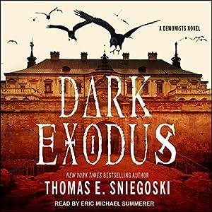 Dark Exodus Audiobook