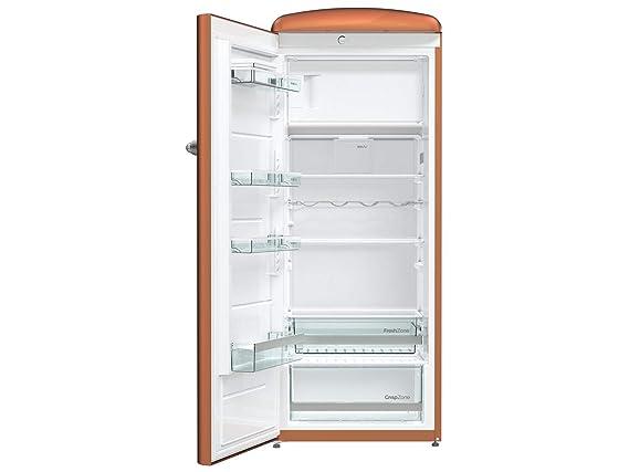 Gorenje Kühlschrank Kupfer : Gorenje orb153cr l kühlschrank kupfer: amazon.de: elektro großgeräte