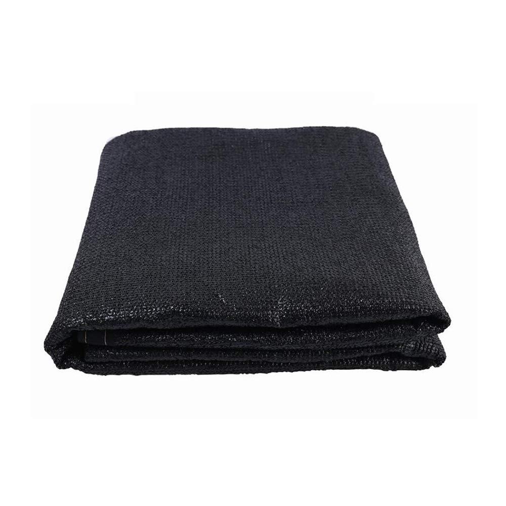 XIAOLIN 80%日焼け止めシェード布、植物カバー、温室、納屋またはケンネル用カットエッジ紫外線耐性シェード (Size : 6X6m)  6X6m