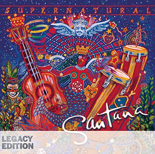 Carlos Santana Supernatural (Legacy Edition) [2CDs] (2010)