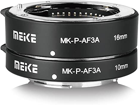 Automatik macro entre anillos para Panasonic micro four thirds cámaras mk-p-af3a