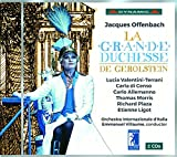 Jacques Offenbach's masterpiece La Grande-Duchesse de Gérosltein should be performed much more often. This re-edition has an excellent cast lead by Lucia Valentini-Terrani and Carlo Allemanno. Offenbach composed the music to La Grande-Duchess...