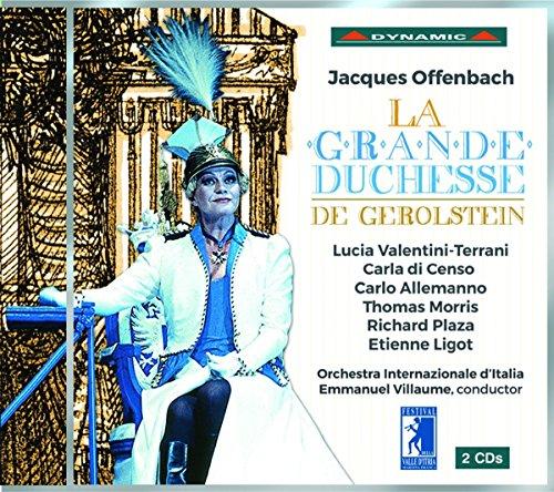 Offenbach: La Grande-Duchesse de - Stores Plaza Grand