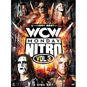 WWE: The Very Best of WCW Monday Nitro Vol. 3 (2015)
