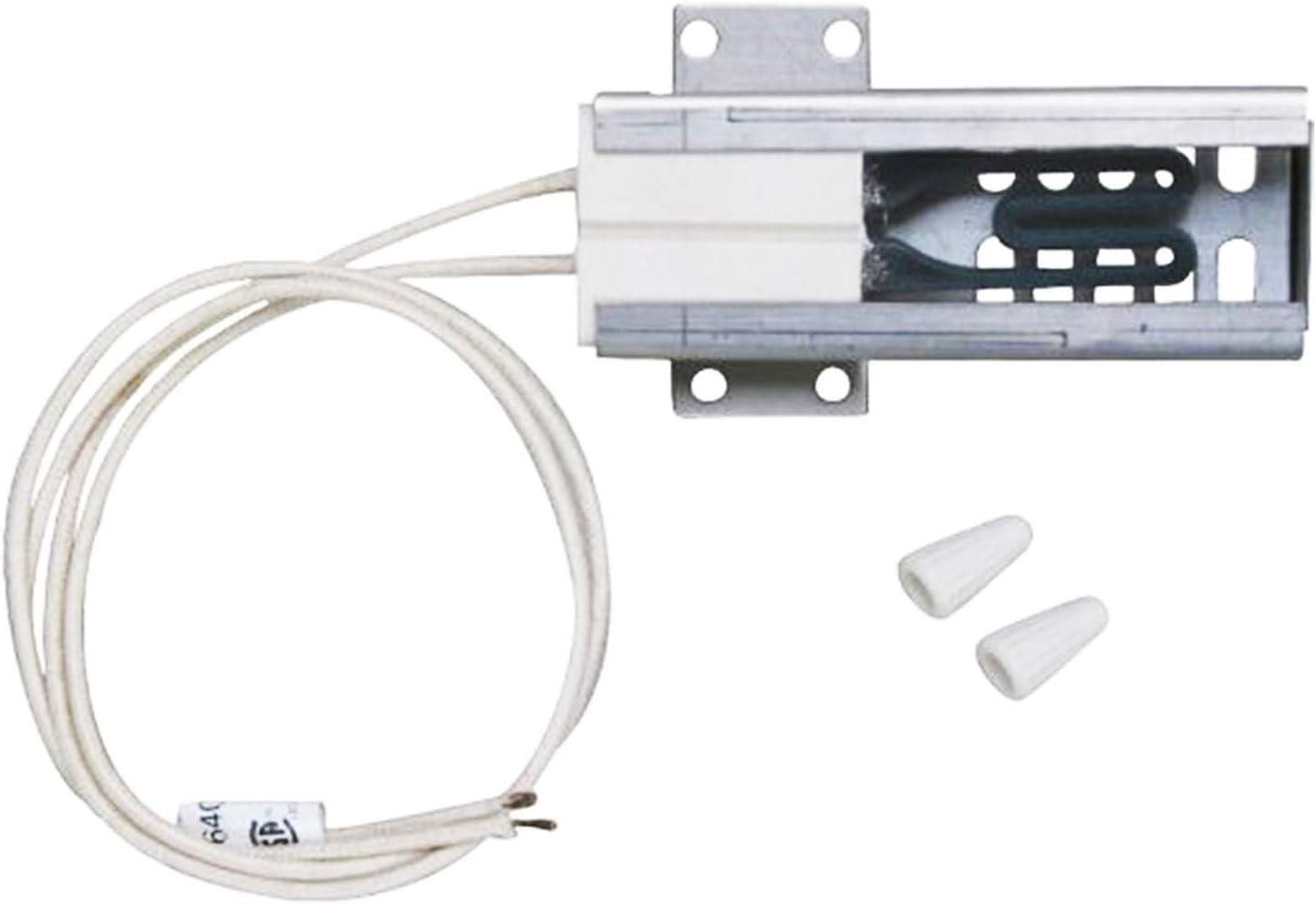 Repairwares Universal Gas Range/Oven Igniter 5303935066 WB13K21 WB2X9998 Norton-501a WCI-5303935066 AP2150412 WB13K0021 PS470129 WB13T10001 41-205