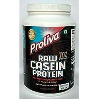 Proliva Raw Casein - 800 Grams (Unflavored)