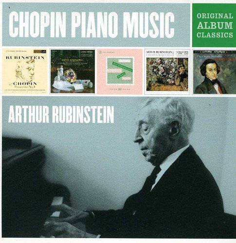 - Arthur Rubinstein Plays Chopin - Ori Ginal Album Classics