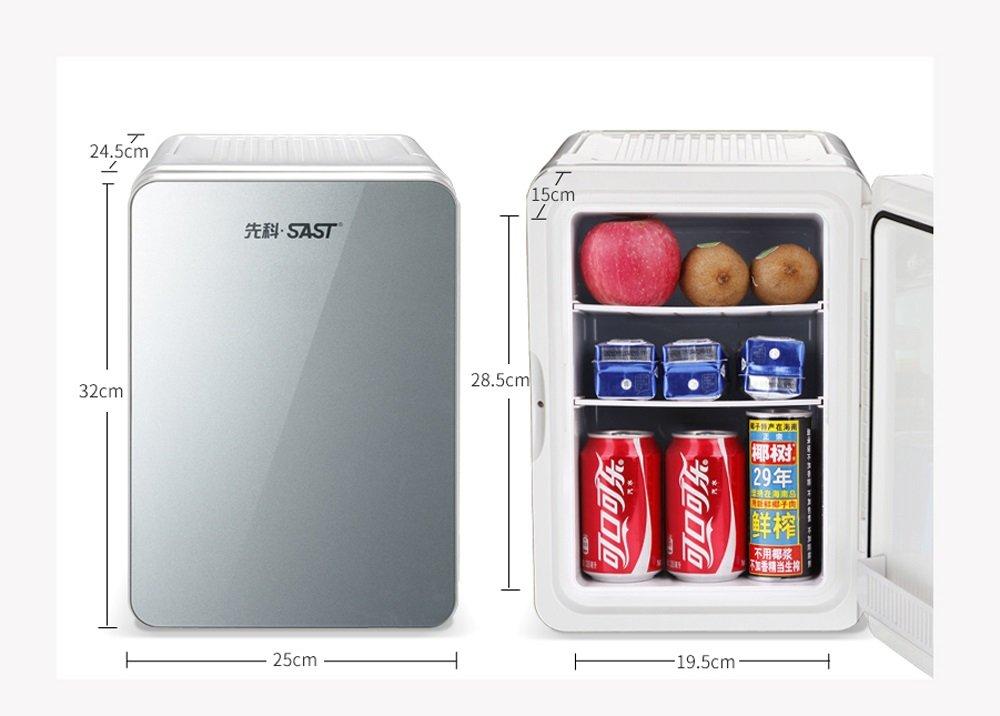 Kleiner Kühlschrank Stiftung Warentest : Ikun jj mini kühlschrank tragbarer auto kühlschrank 10l kühler
