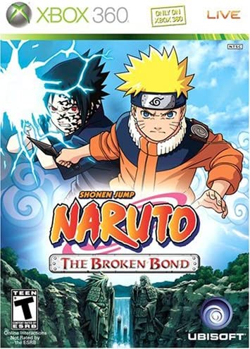 Amazon.com: Naruto: The Broken Bond - Xbox 360: Artist Not ...