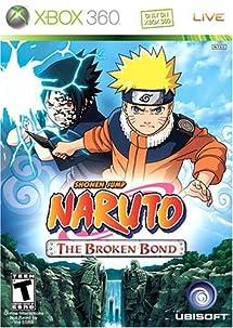 Naruto: The Broken Bond - Xbox 360