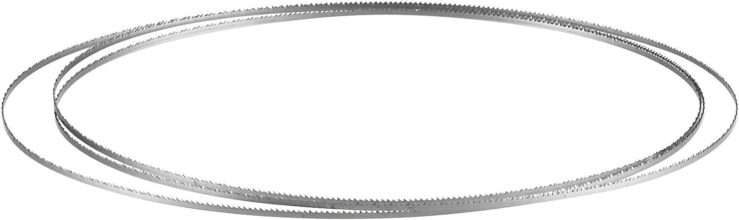 Bosch BS80-6W 80-Inch by 1//4-Inch by 6TPI Wood Bandsaw Blade