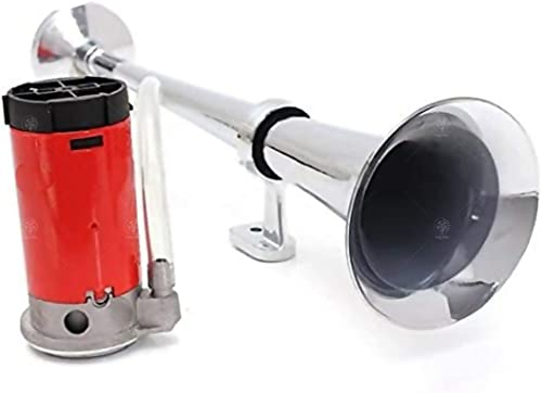 VaygWay Air Horn 12v Loud-150DB Train Horn Compressor Kit