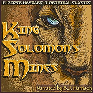 King Solomon's Mines Audiobook