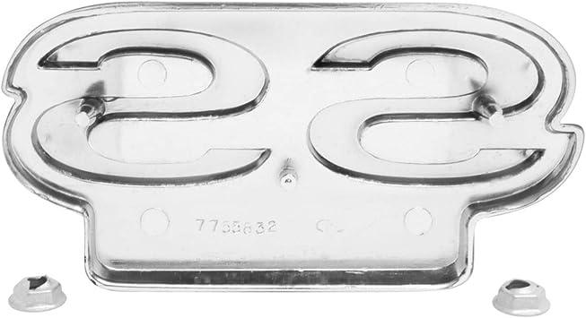 "Trim Parts 4852 Tailgate Emblem 1968-1969 El Camino /""Chevrolet/"""