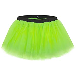 Gone For a Run Runners Tutu   Lightweight   One Size Fits Most   Colorful Running Skirts
