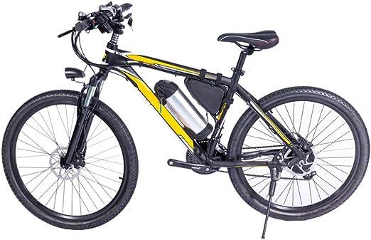 H&J Bicicleta de montaña eléctrica, Marco de Ciudad de aleación de ...