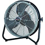 Utilitech Pro 18-in 3-Speed Oscillation High Velocity Fan