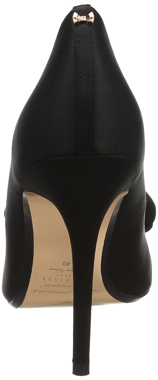 Ted Baker Damen (schwarz Skalett Geschlossene Ballerinas Schwarz (schwarz Damen #000000) 48672b