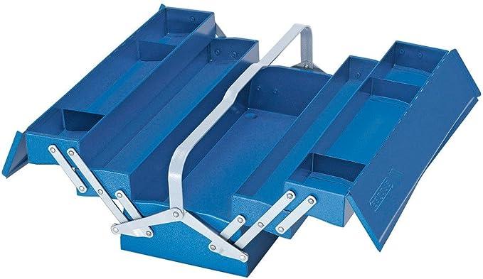 Gedore - Caja de herramientas vacía (5 compartimentos, 210 x 535 x ...