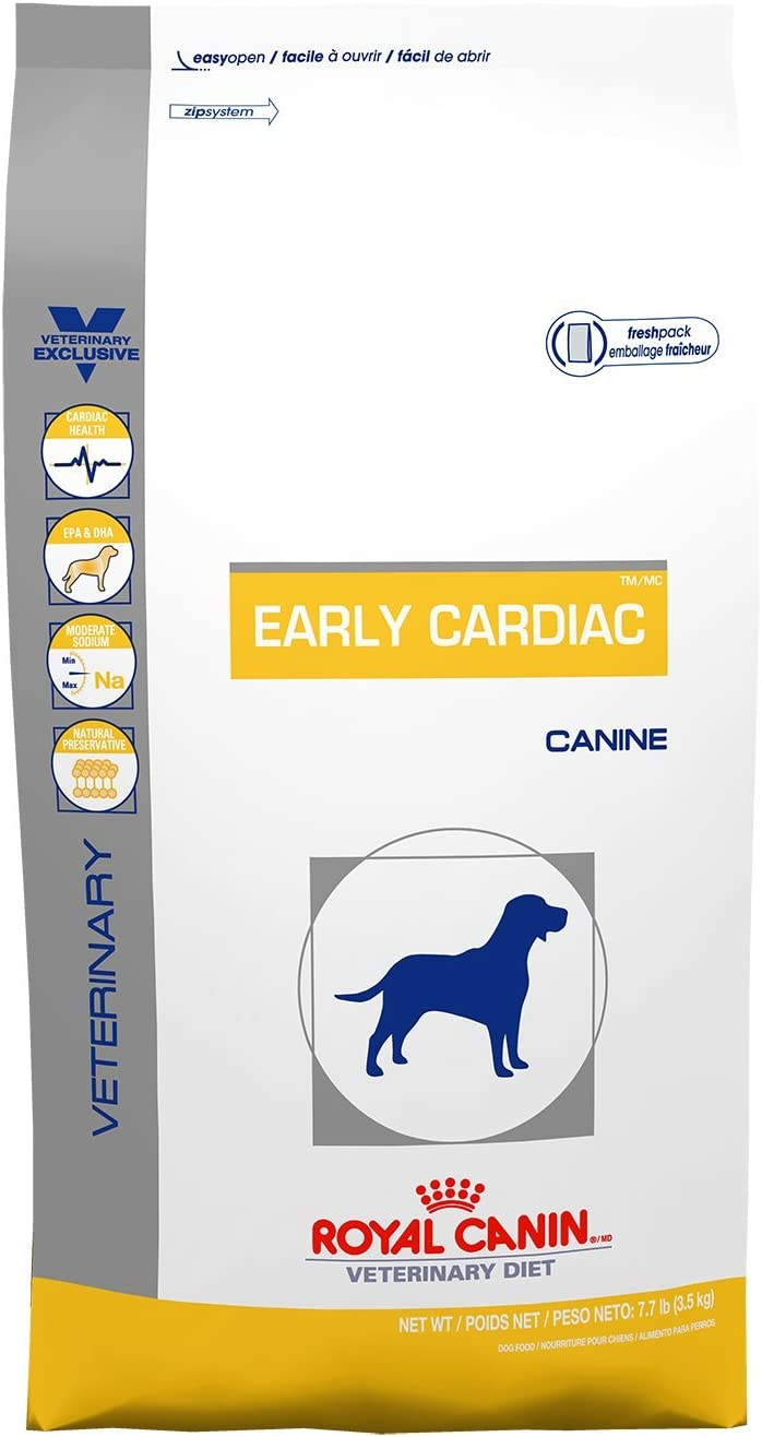 Royal Canin Veterinary Diet Canine Early Cardiac EC