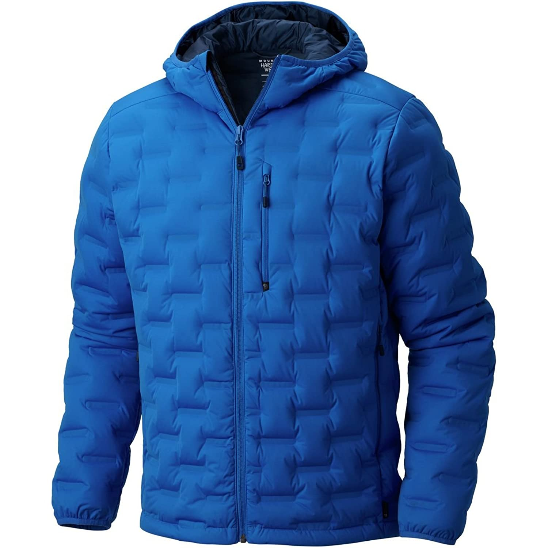 Mountain Hardwear アウター ジャケット&ブルゾン Stretchdown DS Hooded Jacket Men's Altitude B [並行輸入品] B0799GV4F9  M
