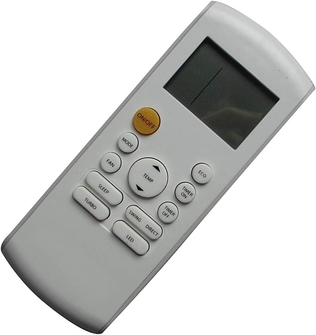 Télécommande pour White-Westinghouse RG51M5//EU 42WHQ12X-H climatiseur