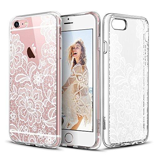 iPhone ESR Mandala Pattern Plus Lace