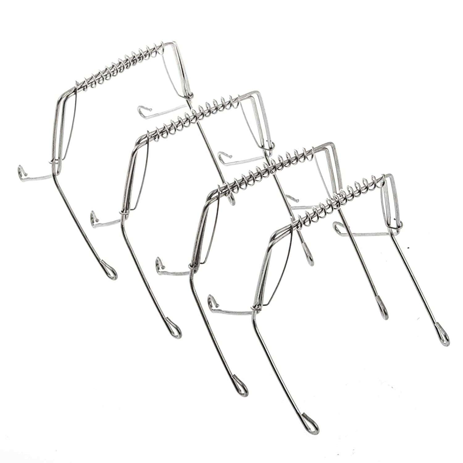 Sidco 10 x roulade clamp roulade rouladen tie holder clip rings sidco 10 x roulade clamp roulade rouladen tie holder clip rings amazon kitchen home cheapraybanclubmaster Choice Image