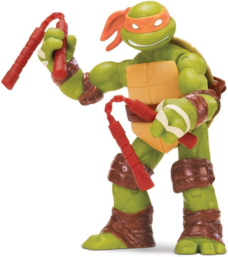 Amazon Com Teenage Mutant Ninja Turtles Michelangelo Home Kitchen