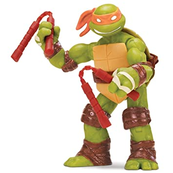 Teenage Mutant Ninja Turtles Michelangelo Figura De Acción