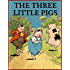 The Three Little Pigs (Illustrated)