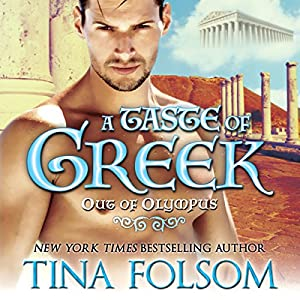 A Taste of Greek Audiobook