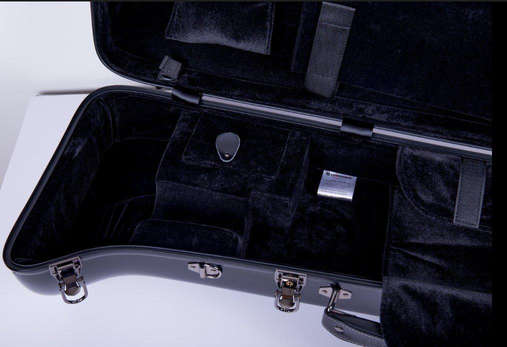 Crossrock CRA860TR Trumpet Rectangular ABS Hard Shell Case,Single Shoulder Strap