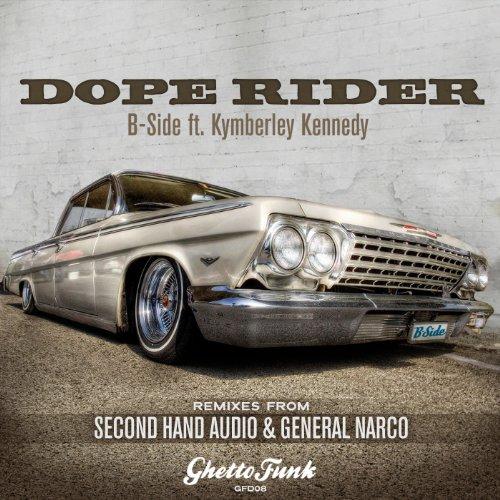 Amazon.com: Dope Rider (feat. Kymberley Kennedy): B-Side: MP3