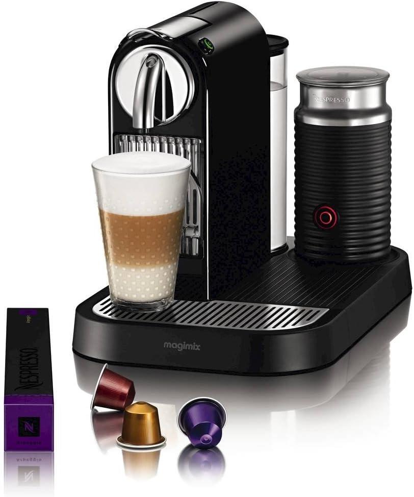 Nespresso Citiz Review - Nespresso CitiZ D121