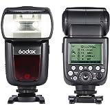 Godox Ving V 860 II TTL Li-Ion Flash Kit for Nikon Cameras (Black)