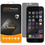Supershieldz for iPhone 6 Plus / 6S Plus Privacy (Anti-Spy) Tempered Glass Screen Protector, (0.3mm) Anti-Scratch, Anti-Fingerprint, Bubble Free, Lifetime Replacement Warranty